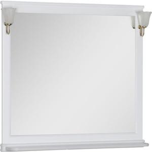 Зеркало Aquanet Валенса 110 белое (180291)
