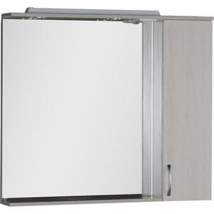 купить Зеркало-шкаф Aquanet Донна 100 белый дуб (169184) дешево