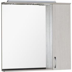 Зеркало-шкаф Aquanet Донна 90 белый дуб (169178)