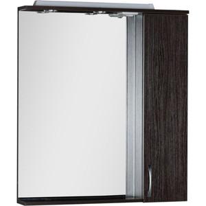 Зеркало-шкаф Aquanet Донна 80 венге (168939)