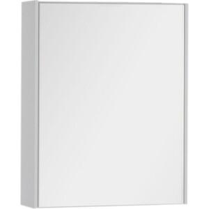 Зеркальный шкаф Aquanet Латина 60 белый (179942)