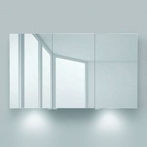 Зеркальный шкаф BelBagno (SPC-3A-DL-BL-1200)