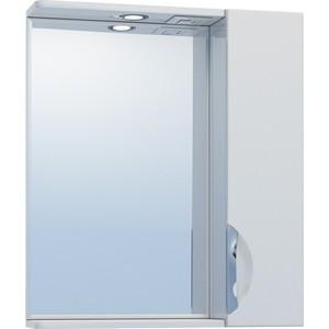 Зеркало-шкаф VIGO Callao №19-600ПР с подсветкой, белый (2000000001869)
