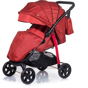 Коляска прогулочная BabyHit Versa Красный (VERSA RED)