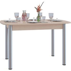 Стол обеденный СОКОЛ СО-3м беленый дуб стол обеденный сокол со 1 венге беленый дуб