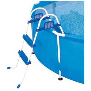 цена на Лестница Bestway для бассейна (58046) / (58329) (0.76 м для моделей 56078, 56059, 56062, 57109)