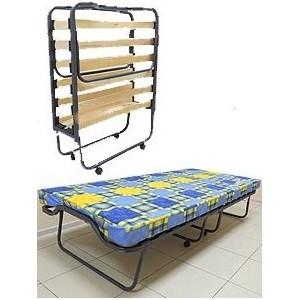 Кровать-тумба ГК Летолюкс Вена