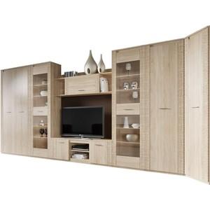 Гостиная Мебельград Элана (композиция 1) гостиная мебельград элана композиция 2