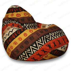 Кресло мешок POOFF Груша XL Африка