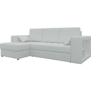 Диван угловой Мебелико Атлантис эко-кожа белый левый диван угловой мебелико атлантис эко кожа белый правый