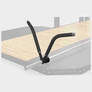 Рукоять для олимпийского грифа к силовой раме Matrix MEGA Power Rack MAGNUM OPT16 недорго, оригинальная цена