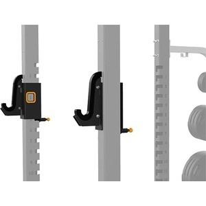 Крюки для олимпийского грифа силовой рамы Matrix MAGNUM OPT1R