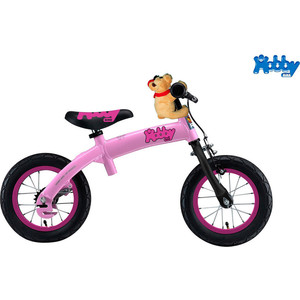 Велобалансир велосипед Hobby-bike RToriginal ALU NEW 2016 pink