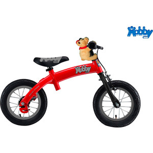 Велобалансир велосипед Hobby-bike RToriginal ALU NEW 2016 red
