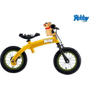Велобалансир велосипед Hobby-bike RToriginal ALU NEW 2016 yellow