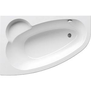 Акриловая ванна Ravak Asymmetric L 150x100 левая, без гидромассажа (C441000000) акриловая ванна ravak asymmetric 170 левосторонняя без гидромассажа c481000000