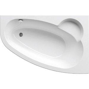 Акриловая ванна Ravak Asymmetric P 150x100 правая, без гидромассажа (C451000000) акриловая ванна ravak asymmetric 170 левосторонняя без гидромассажа c481000000