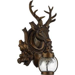 Уличный настенный светильник Favourite 1849-1W