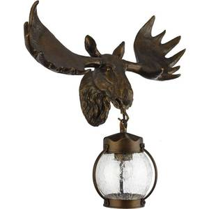 Уличный настенный светильник Favourite 1848-1W