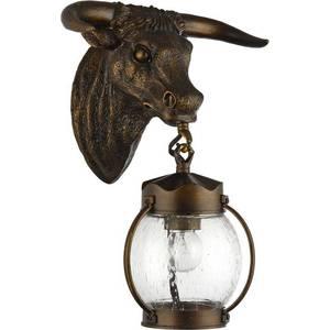 Уличный настенный светильник Favourite 1847-1W уличный настенный светильник favourite 1813 1w