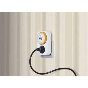 цена на Розетка-таймер Elektrostandard TMH-M-1 16A x1 IP20 Белый 4690389032387