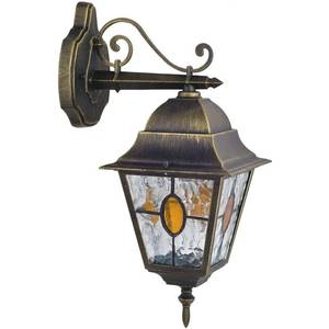 Уличный настенный светильник Favourite 1805-1W уличный настенный светильник favourite 1815 1w