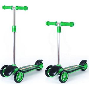 купить Самокат 3-х колесный RT 164а MIDI ORION зеленый (коробка) по цене 1599.5 рублей