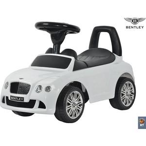 Каталка-автомобиль RT 326 Bentley с музыкой - белый