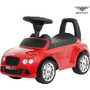 Каталка-автомобиль RT 326 Bentley с музыкой - красный