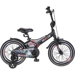 Велосипед 2-х колесный Velolider RJ16 16 RUSH JAGUAR черный