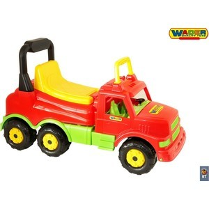 Каталка Wader 43634 автомобиль Буран-1