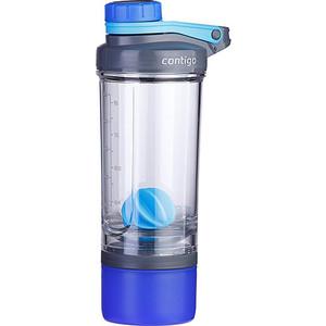 Фитнес-бутылка Contigo 649 Shake & Go бутылка для воды contigo autospout chug голубой 720 мл
