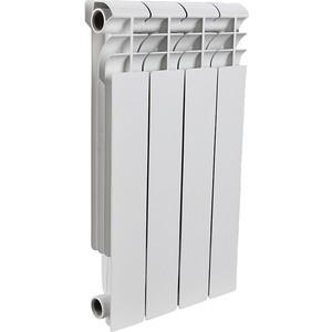 Радиатор отопления ROMMER Profi 500 алюминиевый 4 секции (AL500-80-80-100) радиатор алюминиевый konner lux 4 секции 500 80