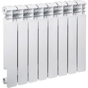 Радиатор отопления ROMMER Profi 500 алюминиевый 8 секций (AL500-80-80-100)