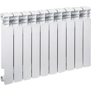 Радиатор отопления ROMMER Profi 500 алюминиевый 10 секций (AL500-80-80-100) радиатор алюминиевый alecord 10 секций 500 70