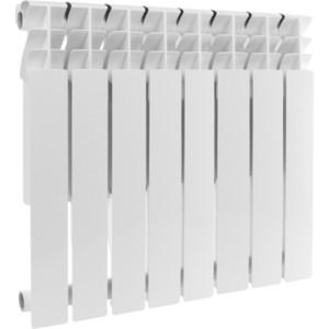 Радиатор отопления ROMMER Profi BM 500 биметаллический 8 секций (BI500-80-80-150)