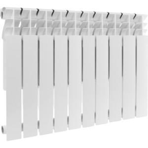 Радиатор отопления ROMMER Profi BM 500 биметаллический 10 секций (BI500-80-80-150)