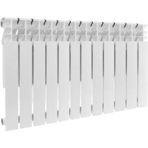 Радиатор отопления ROMMER Profi BM 500 биметаллический 12 секций (BI500-80-80-150)