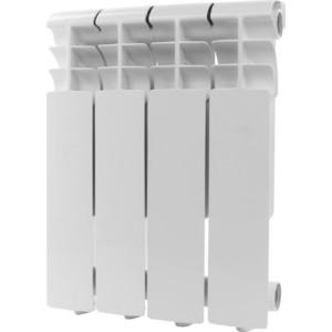 Радиатор отопления ROMMER Profi 350 алюминиевый 4 секции (AL350-80-80-080)