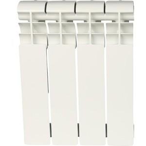 Радиатор отопления ROMMER Profi BM 350 биметаллический 4 секции (BI350-80-80-130)