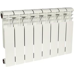 Радиатор отопления ROMMER Profi BM 350 биметаллический 8 секций (BI350-80-80-130)