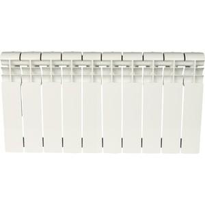 Радиатор отопления ROMMER Profi BM 350 биметаллический 10 секций (BI350-80-80-130)