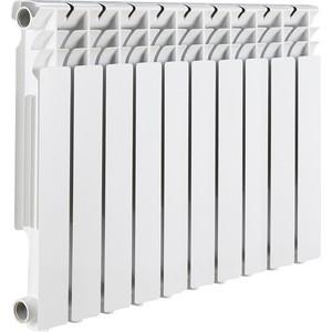 Радиатор отопления ROMMER Optima 500 алюминиевый 10 секций
