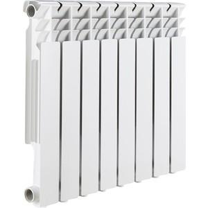 Радиатор отопления ROMMER Optima BM 500 биметаллический 8 секций