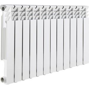 цена на Радиатор отопления ROMMER Optima BM 500 биметаллический 12 секций