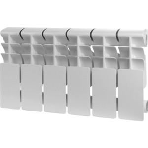 Радиатор отопления ROMMER Plus 200 алюминиевый 6 секций