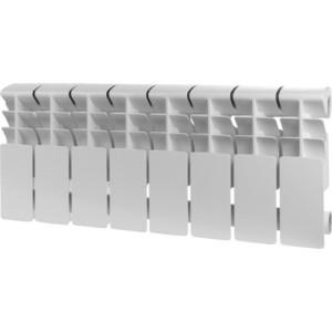 Радиатор отопления ROMMER Plus 200 алюминиевый 8 секций