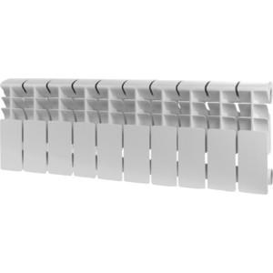 Радиатор отопления ROMMER Plus 200 алюминиевый 10 секций