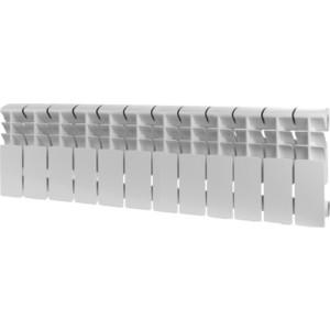 Радиатор отопления ROMMER Plus 200 алюминиевый 12 секций roda алюминиевый 12 секций gsr 47 35012
