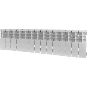 Радиатор отопления ROMMER Plus 200 алюминиевый 14 секций